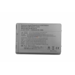 Аккумуляторная батарея Apple A1078 PowerBook G4 15-inch silver 5200mAhr