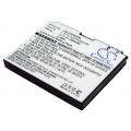 Аккумуляторная батарея Cameronsino Orange Li3710T42P3h483757 Li-ion 1100mah