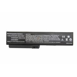 Аккумуляторная батарея Fujitsu-Siemens SQU-522 Amilo Si1520 black 4400mAhr