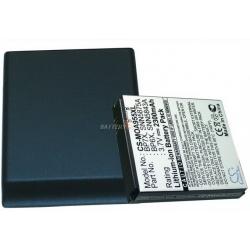 Аккумуляторная батарея Cameronsino Motorola BP7X Li-ion 2300mah