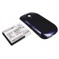 Аккумуляторная батарея Cameronsino Samsung Galaxy S3 mini с синей крышкой 3000mah