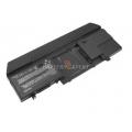 Усиленная аккумуляторная батарея Dell GG386 Latitude D420 black 5800mAhr