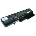 Аккумуляторная батарея Cameronsino Lenovo L09S6Y02 IdeaPad G460 black 4400mah