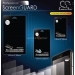 Защитная пленка Cameronsino Apple iPhone 5 Diamond ( Front )