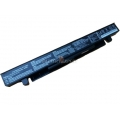 Аккумуляторная батарея Asus A41-X550A X450 black 3070mAhr