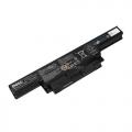 Оригинальная аккумуляторная батарея Dell W358P Studio 1450 black 56Wh