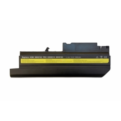 Усиленная аккумуляторная батарея Lenovo-IBM 92P1101 ThinkPad T42 black 7800mAh