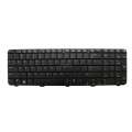 Клавиатура HP-Compaq Presario CQ71 black US