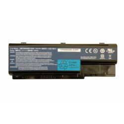 Оригинальная аккумуляторная батарея Acer AS07B41 Aspire 5315 11.1V black 4400mAhr