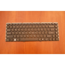 Клавиатура Sony VGN-NW black US