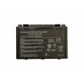 Аккумуляторная батарея Asus A32-F82 K40 black 5200mAhr