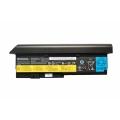 Оригинальная аккумуляторная батарея Lenovo-IBM 43R9255 ThinkPad X200 black 7800mah