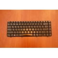 Клавиатура HP Compaq DV3-2000 glossy backlight RU