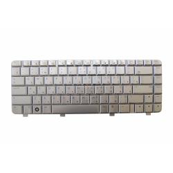 Клавиатура HP-Compaq DV4-1000 silver RU