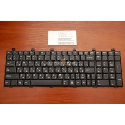 Клавиатура Toshiba M60 black RU