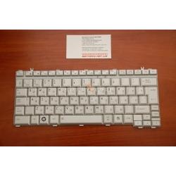 Клавиатура Toshiba M800 silver RU