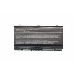 Аккумуляторная батарея Toshiba PABAS108 Satellite L45 black 2600mAh