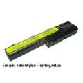 Аккумуляторная батарея Lenovo-IBM 02K6616 ThinkPad A20 black 4400mAhr
