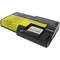 Аккумуляторная батарея Lenovo-IBM 02K6723 ThinkPad A21 black 4400mAhr