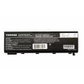 Оригинальная аккумуляторная батарея Toshiba PA3450U Satellite L30 black 2200mAhr