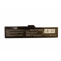 Аккумуляторная батарея Asus A32-W7 W7F black 4400mAhr
