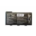 Оригинальная аккумуляторная батарея MSI BTY-L74 A6000 black 4400mAhr