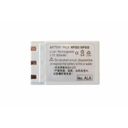 Аккумуляторная батарея Konica-Minolta NP-500 3.7V grey 850mAh