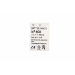 Аккумуляторная батарея Konica-Minolta NP-900 3.7V white 680mAh
