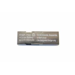 Аккумуляторная батарея Konica-Minolta NP-700 3.7V black 850mAh