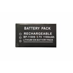Аккумуляторная батарея Contax BP-1100S 3.7V black 1100mAh