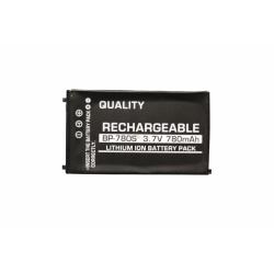 Аккумуляторная батарея Contax BP-780S 3.7V black 780mAh