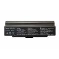Усиленная аккумуляторная батарея Sony VGP-BPL2C Vaio VGN-S black 7800mAhr