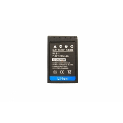 Аккумуляторная батарея Olympus BLS-1 7.4V black 1200mAh