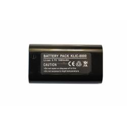 Аккумуляторная батарея Kodak KLIC-8000 3.7V black 1600mAh