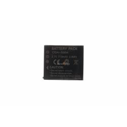 Аккумуляторная батарея Panasonic CGA-S004 3.7V black 710mAh