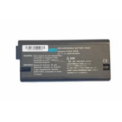 Аккумуляторная батарея Sony PCGA-BP2EA grey 5200mAhr