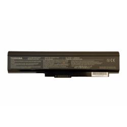 Оригинальная аккумуляторная батарея Toshiba PA3595U-1BRS Satellite U300 black 5200mAhr