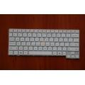 Клавиатура LG X170 silver frame white US