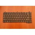 Клавиатура MSI VR330X black RU