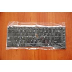 Клавиатура Toshiba L600 glossy US