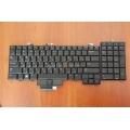 Клавиатура Dell M6400 black US