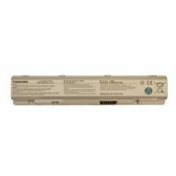 Оригинальная аккумуляторная батарея Toshiba PA3672U Satellite E105 silver 75Wh