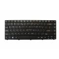 Клавиатура Acer TravelMate 8371 black US (2 version)