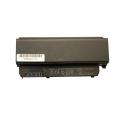 Оригинальная аккумуляторная батарея Dell W953G Mini 9 black 77Wh