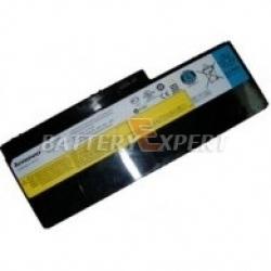 Оригинальная усиленная аккумуляторная батарея Lenovo-IBM L09C4P01 IdeaPad U350 black 71Wh