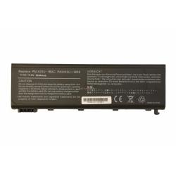 Аккумуляторная батарея Toshiba PA3450U Satellite L30 black 5200mAhr