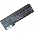 Оригинальная усиленная аккумуляторная батарея HP Compaq QK642AA EliteBook 8460w black 100Wh