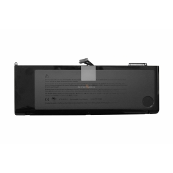 Оригинальная аккумуляторная батарея Apple A1382 MacBook Pro 15 silver 77.5Wh
