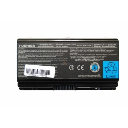 Оригинальная аккумуляторная батарея Toshiba PABAS108 Satellite L45 black 2000mAh