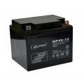 Батарея Matrix 12V 40Ah (NP40-12)